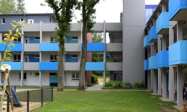 Blaue Schule